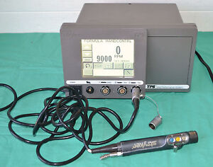 Stryker Tps 5100 Console With Formula Core Shaver Handpiece