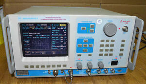 Motorola R 2660 Iden Digital Communications System Analyzer a3
