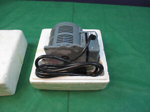 Powerstat Variable Transformer 116ct New In Package With Cord