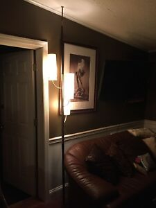 Mid Century Modern Floor To Ceiling Lamp