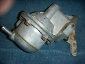 1962 Ford Mercury 223 Fuel Pump 6490