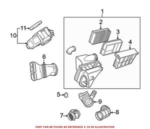 For Bmw Genuine Fuel Injection Throttle Body 13547502445