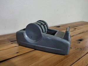 Vintage 3m Scotch Model C 22 Industrial Commercial Metal Tape Dispenser 9 5 x4