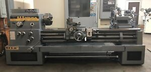 H e s Metalworking Lathe 20 x64 Heavy Duty Made In France