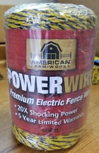 American Farm Works Powerwire 656 Ft