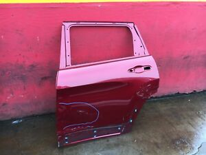 2014 2015 2016 2017 Jeep Cherokee Oem Left Rear Door Shell