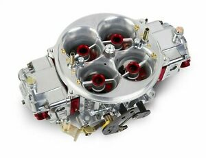 Holley 0 80922rd 1250 Cfm Gen 3 Ultra Dominator Carburetor 2x4 4500 Race Carbs