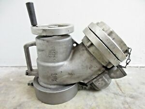 Awg Firetruck Fire Fighter Piston Intake Relief Valve 5 Nh X 5 Storz