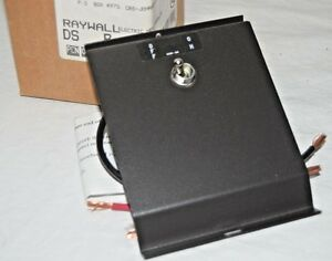 Disconnect Switch Raywall 40 015 For 2900 d Series Baseboard