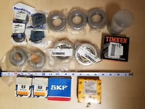 Bearing Mixed Lot Of Timken New Holland And More