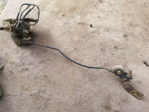 1994 Toyota 4runner Brake Proportioning Valve Rear Weight Adjustment With Arm