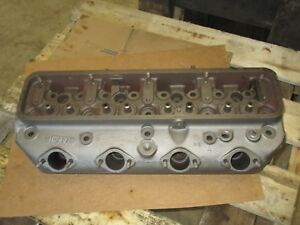 Ih Farmall 400 Md Diesel C264 Cylinder Head Antique Tractor