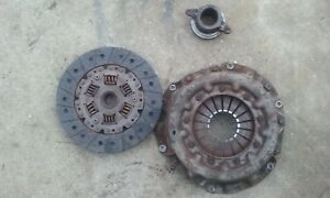 Clutch and Pressure Plate And Tobrg for Iseki tl2700f Tractor 9 Good Used