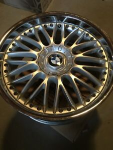 Bmw Bbs Chrome 20 Inch Wheel