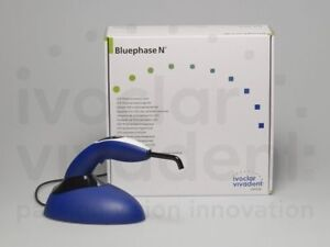 Ivoclar Vivadent Bluephase N Mc Led Light Curing Unit Polymerization