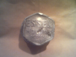 1910 s Essex Motors Detroit Usa Genuine Grease Dust Cover Screw On Free Shipping
