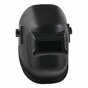 Sellstrom S29301 All purpose Welding Helmet 2 X 4 1 4 Sel snap Lift Front