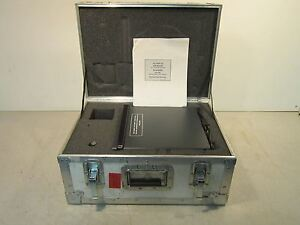 Olympus High Intensity Light Source Als 6250 U With Case And Manuals