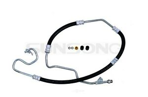 Power Steering Pressure Line Hose Assembly Fits 10 11 Ford Transit Connect