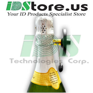 500 Rf 8 2 Mhz Bottle Eas Tag For Checkpoint Compatible Anti Theft System New