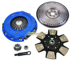 Fx Stage 3 Clutch Kit Flywheel 10 5 86 95 Ford Mustang 5 0l 302 Gt Lx