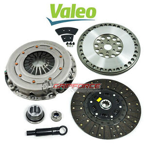 Valeo King Cobra Stage 2 Clutch Kit 17 Lbs Race Flywheel Mustang Gt Lx5 0 302