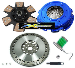 Fx Stage 3 Clutch Kit Racing Flywhee For 2011 19 Ford Mustang Gt Boss 5 0l 302