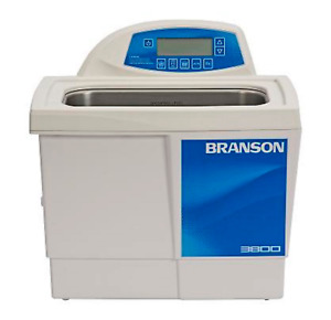 Branson Cpx3800h Ultrasonic Cleaner Digital Timer Heater Degas