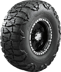 1 New 35x12 50r18 Nitto Mud Grappler Tire 35125018 35 12 50 18 1250 M T 10 Ply
