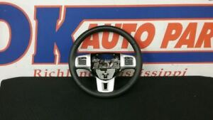 2014 14 Dodge Charger Heated Steering Wheel Black Leather