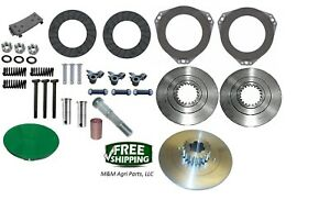 Complete Clutch Kit John Deere 70 720 730 Tractor Clutch Drive Disc Rebuild Kit