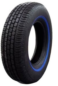 1 One New 235 75r15 Tornel Classic Tire White Wall 235 75 15 Passenger