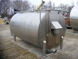 Approx 1 200 Gallon Rietz Bepex Cheese Creamer Paddle Blender Model Rc 80