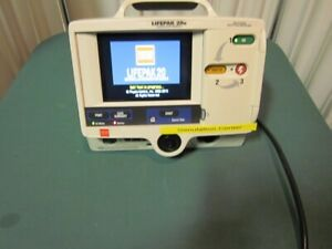 Physio Control Lifepak 20e Monitor 99507 000102