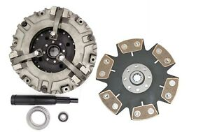 John Deere 1070 Tractor Dual Stage Clutch Kit