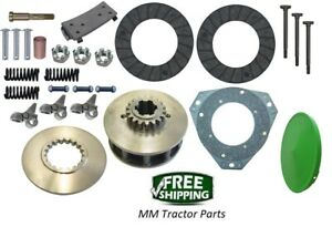 Complete Clutch Kit John Deere 520 530 Tractor Clutch Drive Disc Rebuild Kit