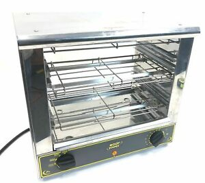 Equipex Bar 200 Countertop Commercial Stainless Restaurant Toaster Oven 208v 1ph