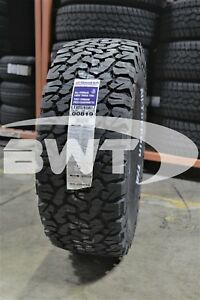 2 New Bf Goodrich All Terrain T A Ko2 121r Tires 3056517 305 65 17 30565r17