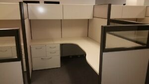 Herman Miller Cubicles office Cubicles Glass Top New Condition Sale