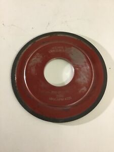 Weinig Cbn Grinding Wheel Used 930 062010 2mm Thick With 1mm Radius