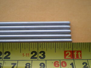 15 Stainless Steel Round Rod 304 5 32 156 4mm X 24 Long