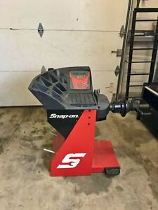 Snap On Wheel Balancer Hand Spin P893625