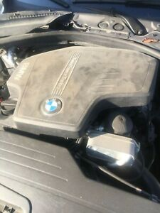 12 16 Bmw 328i 2 0l 4 Cylinder Turbo N26b20a Complete Engine Motor 33k Tested