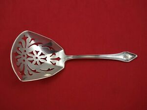 Clermont By Gorham Sterling Silver Nut Spoon 4 3 4 Serving Antique
