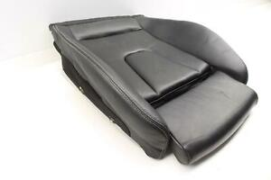 2010 2012 11 Audi S5 Cabriolet B8 Front Right Lower Sport Seat Bottom Cushion