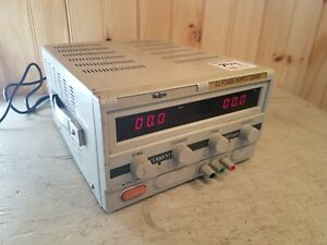 Nuline Dc Power Supply Ced938 Tested To 24v Working Condition