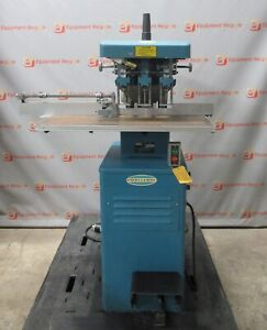 Challenge Heavy Duty Eh3a Paper Drill Eh 3a 3 Hole Head Accessories