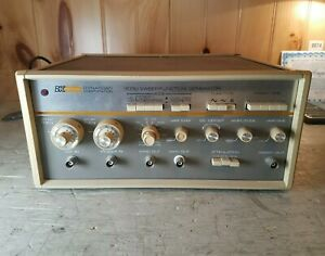 Bk Precision Model 3030 Sweep Function Generator Dynascan Tested Working