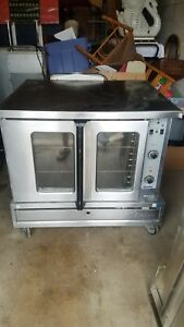 Sunfire Commercial Gas Oven
