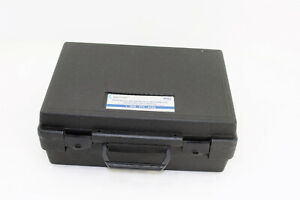 Hard Black Carrying Case For Kci Acti V a c Negative Pressure Therapy System
